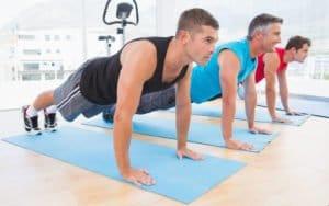 Krankengymnastik und Physiotherapie Training Kurse für Männer in Kapplen