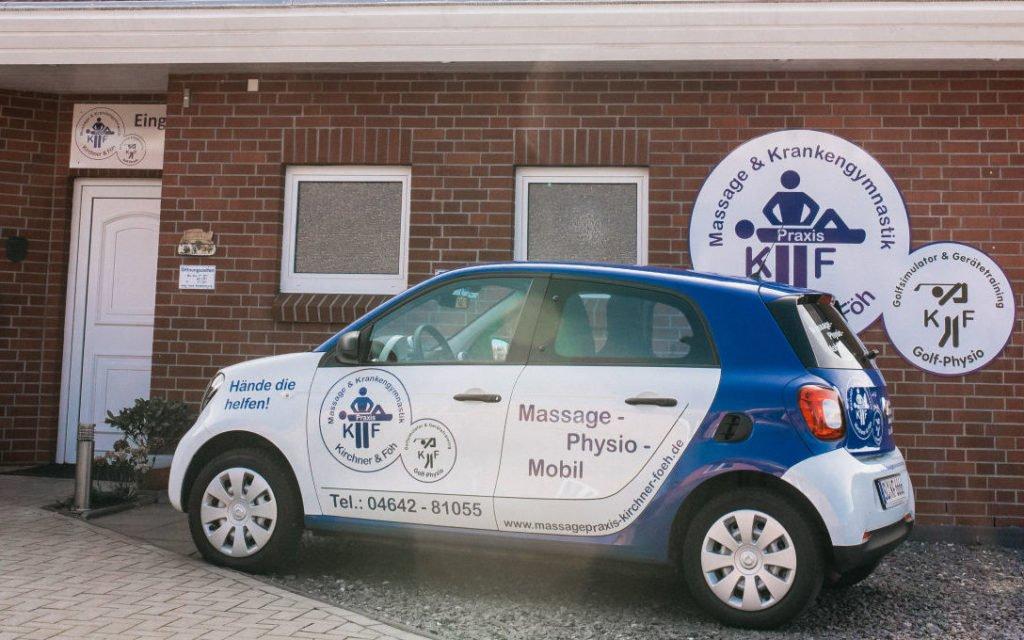 Mobiler Massage und Physiotherapie Dienst für Kappeln und Umgebung