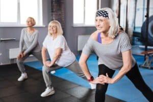 Fit für den Tag Gymnastikkurs in Kappeln für Frauen
