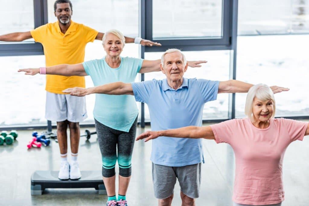 Fitness- und Präventionskurse-Kurse wie Rückenfit, Pilates und Fasziendehnung annerkannt durch Krankenkasse