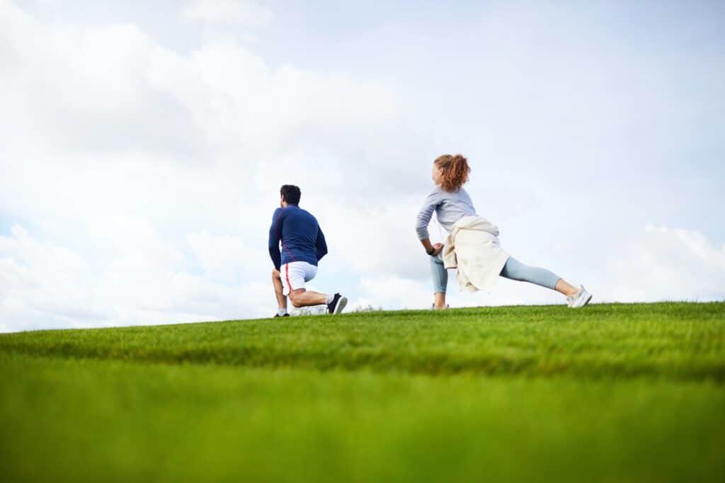Golf Fitness bedeutet den eigenen Körper so zu optimieren, dass er den bestmöglichen Schwung produzieren kann.
