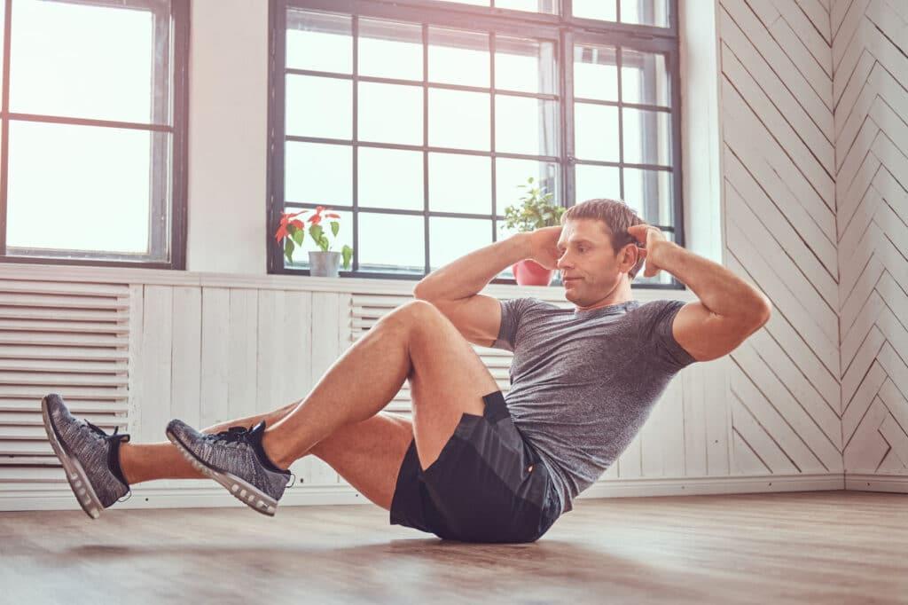 Pilates für Golfer: Bauchmuskelkraft und Rumpfrotation verbessern
