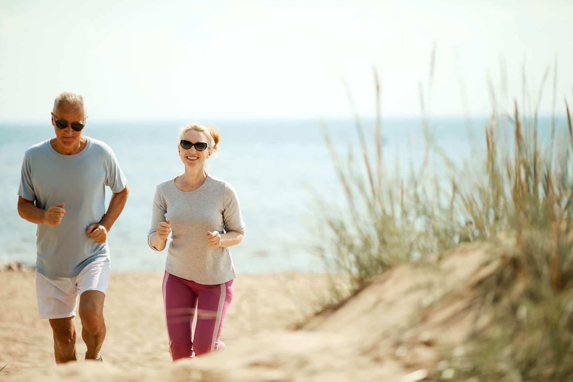 Joggen im Urlaub an der Schlei trotz bereits bestehender Knieprobleme?
