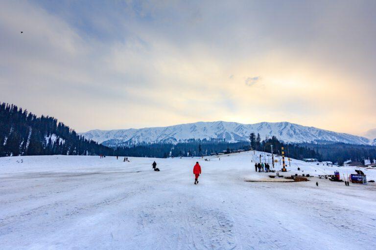 Winter Golftraining beim Golfphysiotherapeuten mit Golfsimulator