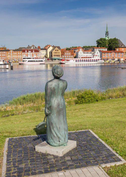 Urlaub an der Schlei / Ostsee in der Ferienwohnung in Kappeln