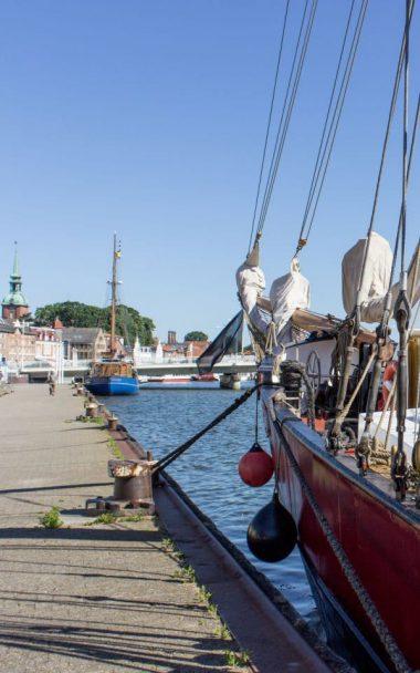 Urlaub in Kappeln direkt an der Schlei / Ostsee
